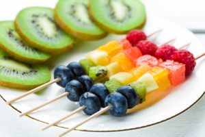 Tooth-friendly summer snacks