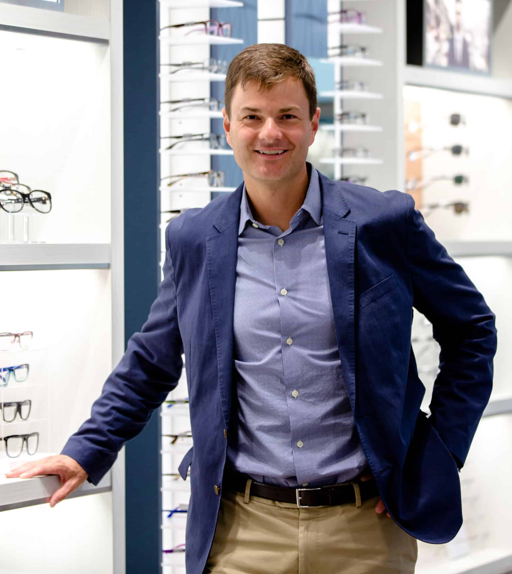 Wilmington, NC Ophthalmologist Dr. Gregory J. Johnson