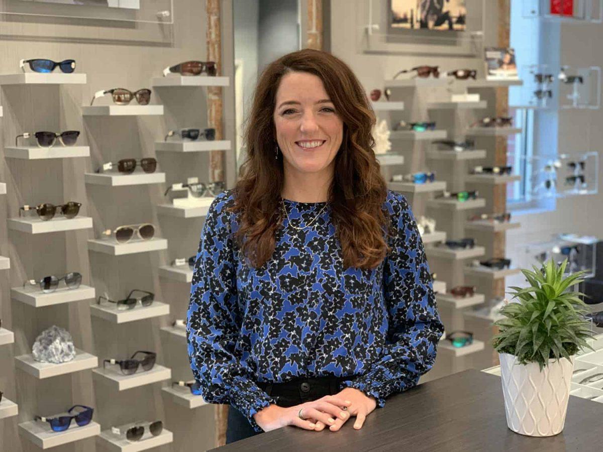 Wilmington, NC eye doctor Dr. Gail Kelley