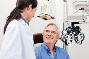 Eye Exam Tests in Wilmington, NC