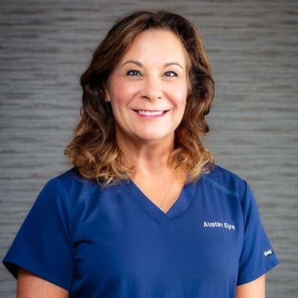 Vicki, RN - Clinical Nurse Specialist