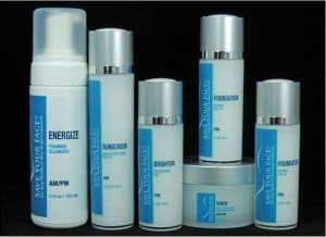 The Nurture Line of Save Your Face Medical Skin Care Products