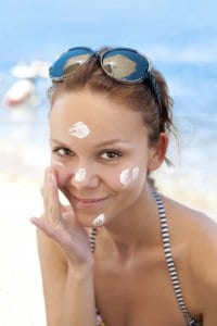 Apply Save Your Face Sunscreen generously to your face every three hours.