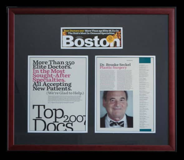 Boston Top Doc 2007
