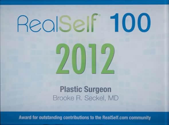 RealSelf 100 2012