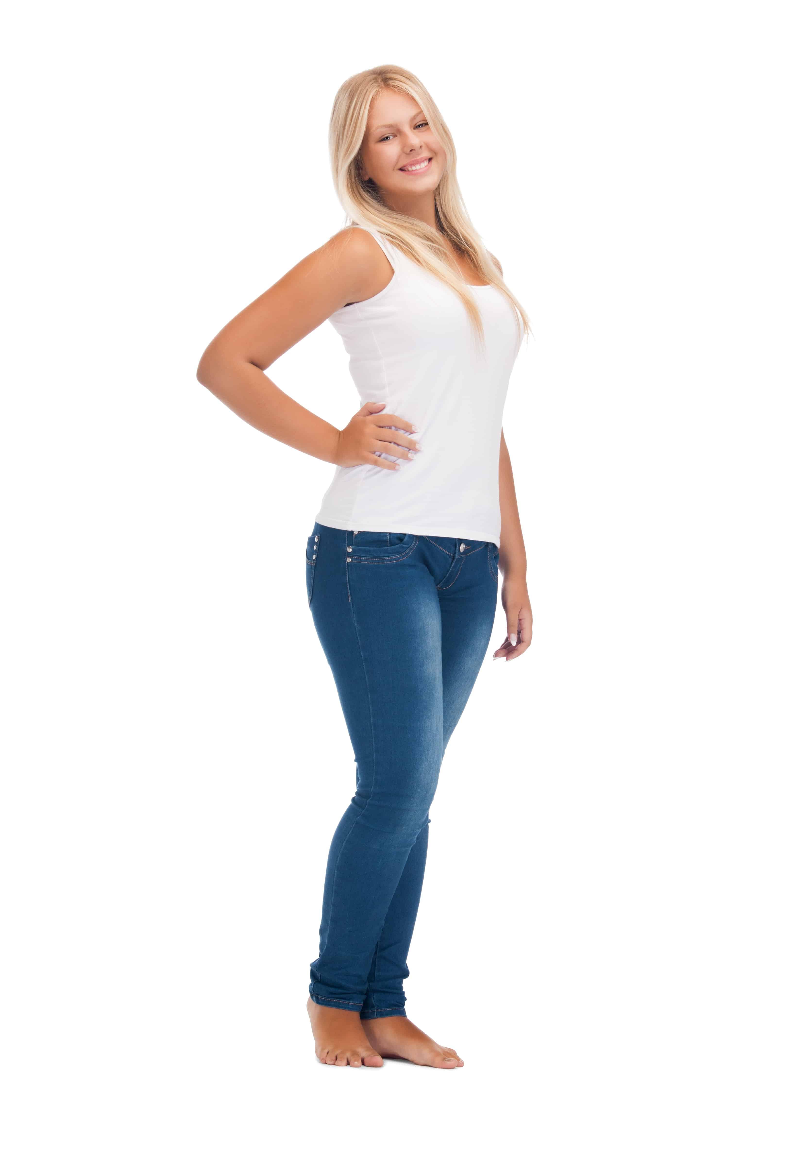 Tummy tuck helps posture