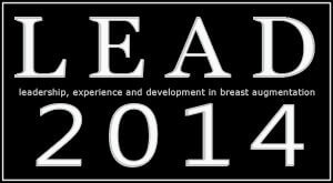 Leadership, experience, & development in breast augmentation 2014