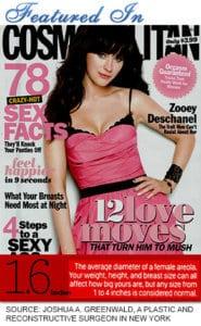 Cosmopolitan Feature