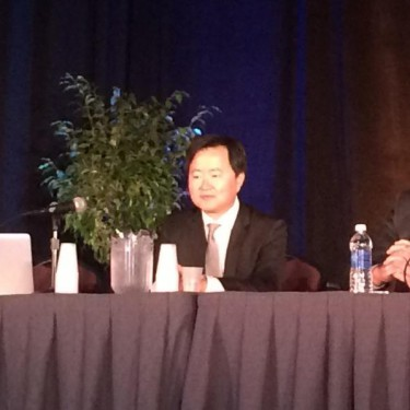 Dr. Kim at the American Society of Plastic Surgeons Conference