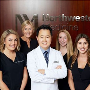 northwestern plastic surgery team