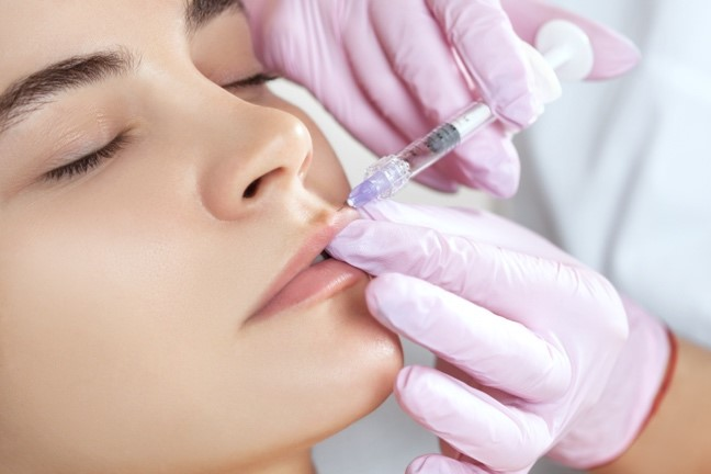 Facial injectables in Chicago