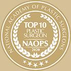 Top 10 Plastic Surgeon award