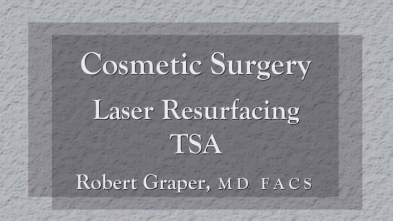 Laser Resurfacing & TCA Peel Overview at Dr. Robert Grape's Seminar