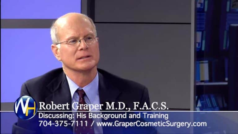 Dr. Robert Graper - Importance of Plastic Surgery training and credentials Video