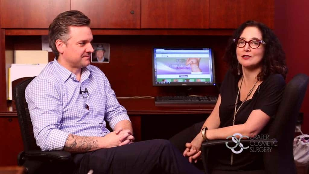 Dr. Robert Harper CoolSculpting Interview with Sheri