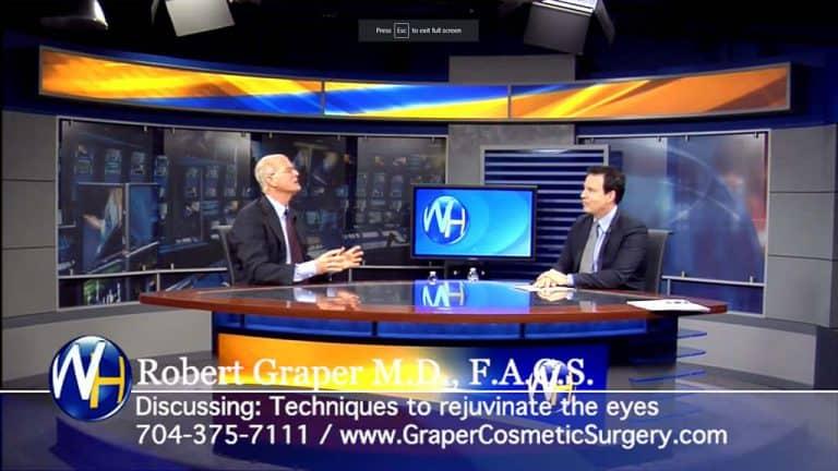Blepharoplasty Video in Charlotte, NC