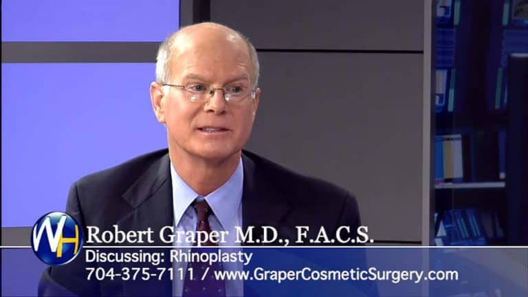Rhinoplasty Overview on The Wellness Hour – Dr. Robert Graper