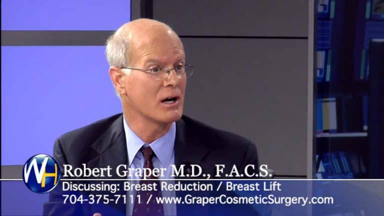 Breast Lift & Reduction Video with Cosmetic Surgeon Dr. Robert Graper