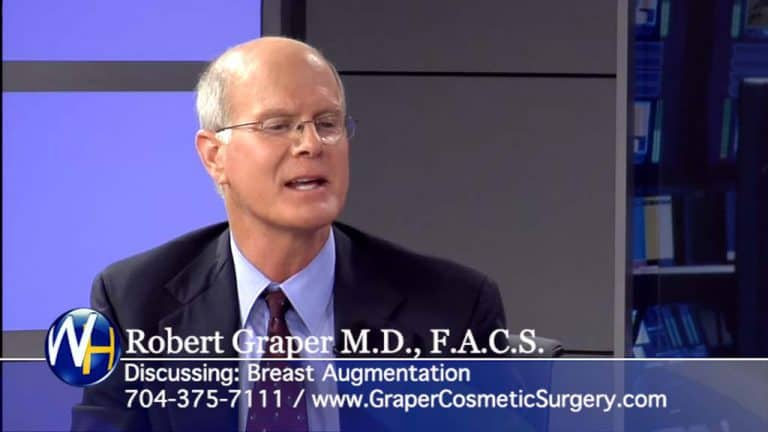 Breast Augmentation feature with Dr. Graper on The Wellness Hour
