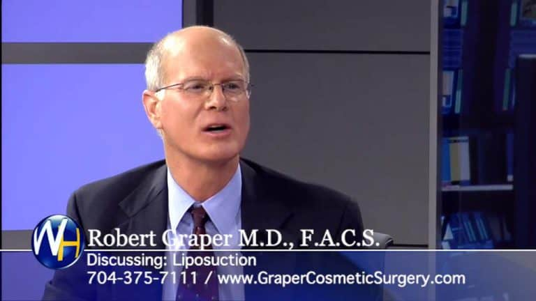 Liposuction feature with Dr. Graper on The Wellness Hour