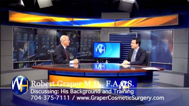 Dr. Robert Graper's Plastic Surgery Training & Background Interview