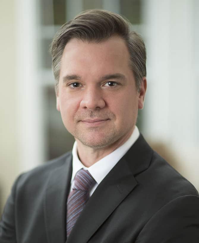 Dr. Garrett Harper in Charlotte NC