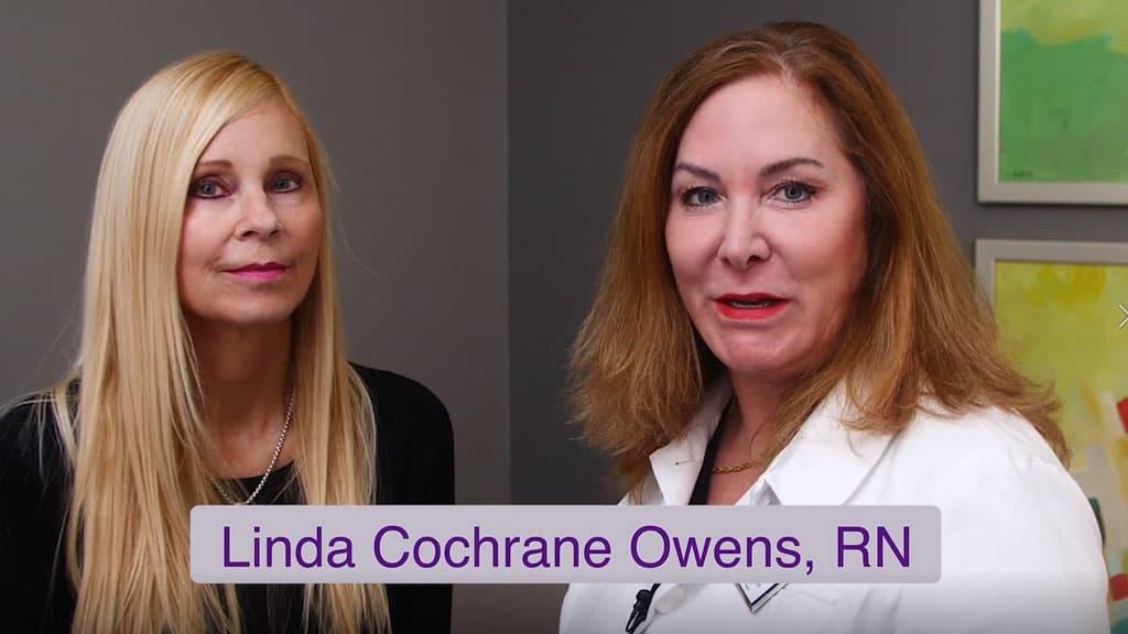 Botox Video with Linda Cochrane Owens, RN