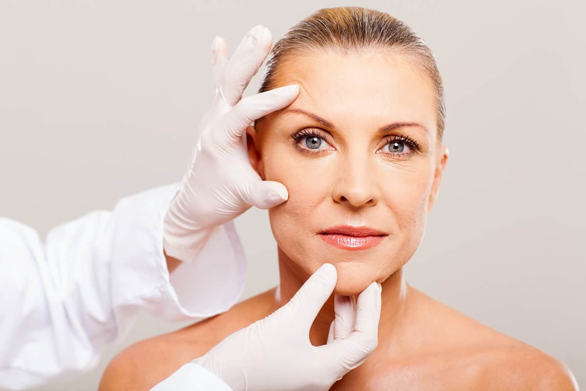 Treatments for sagging skin in Charlotte