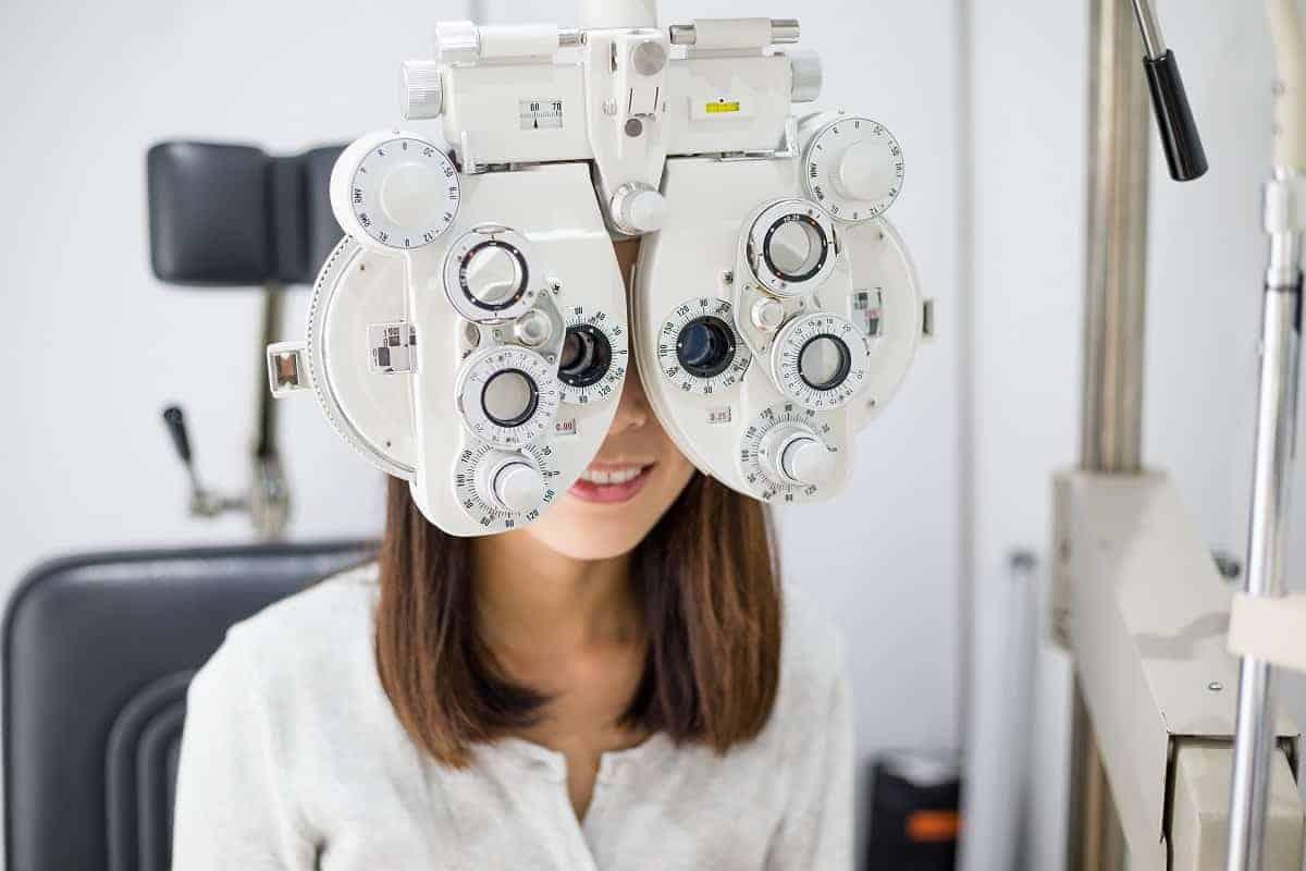 Eye exams in Los Angeles
