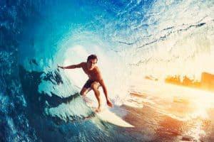 Surfer's Eye Treatment
