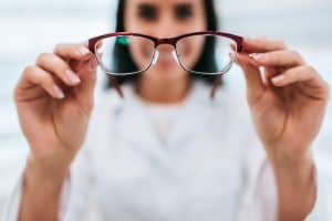 Vision correction & glasses in Los Angeles