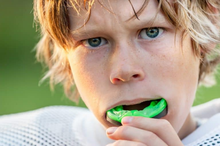 Mouth Guards for Sports in Des Moines, IA