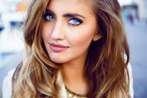 Model on Portland Face Doctor Lower Eyelid Surgery Page