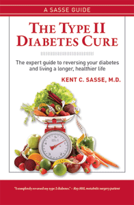 The Type II Diabetes Cure