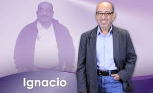 Before and After Weight Loss Ignacio