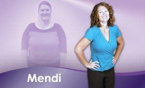 Before and After Weight Loss Mendi