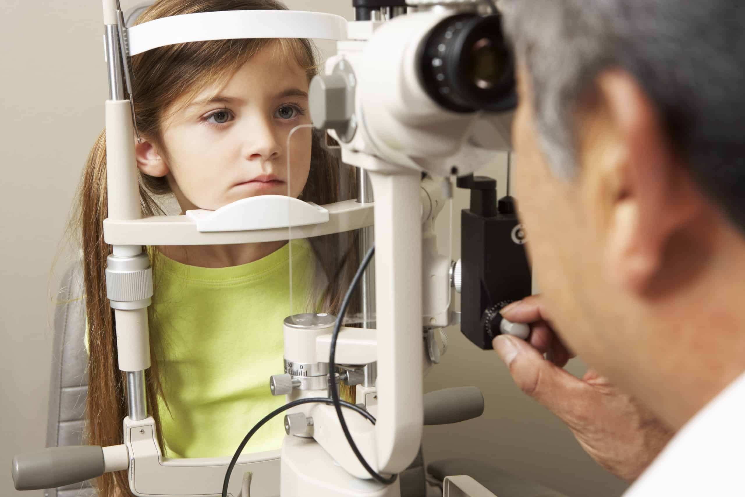 Child's Eye Care