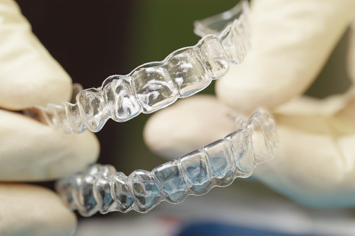 Effectiveness of ClearCorrect braces