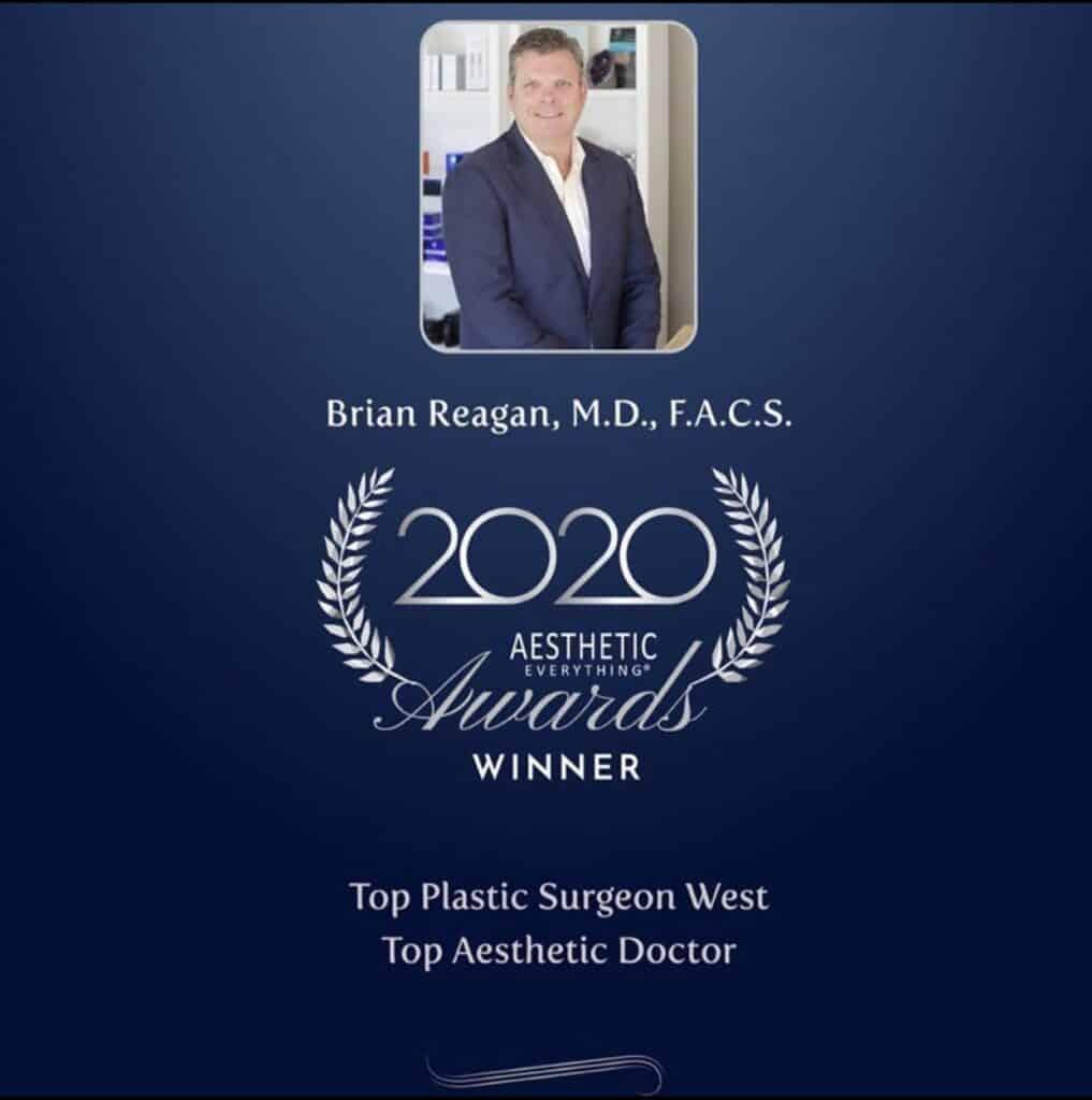 Dr Brian Reagan Md Facs Plastic Surgeon San Diego Ca
