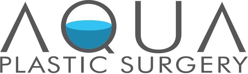 Aqua Plastic Surgery Logo Miami